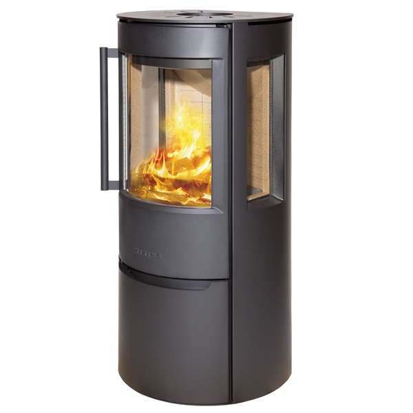 Wiking Luma 3 7kw Defra Wood Burning Stove