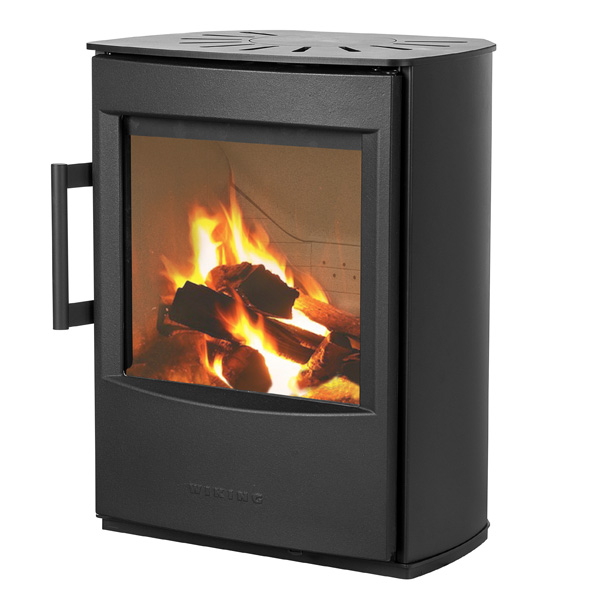 Wiking Mini 2 4.5kw Defra Wood Burning Stove