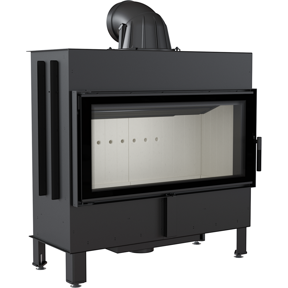 Kratki Lucy 16 16kw Inset Wood Burning Stove - LUCY/16