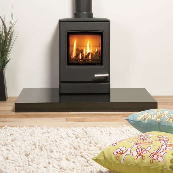 Yeoman CL3 2.7kw Natural Gas Stove - For Balanced Flue