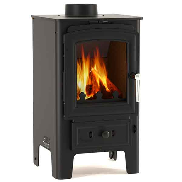 Villager Puffin 4.2kw Wood Burning Stove