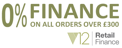 0% finance on all orders over £300